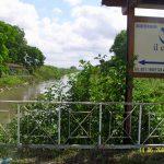Ponte di accesso al Cucco